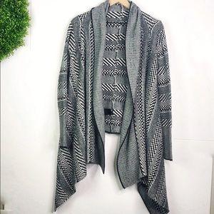 BB Dakota | chunky knit oversized cardigan size M